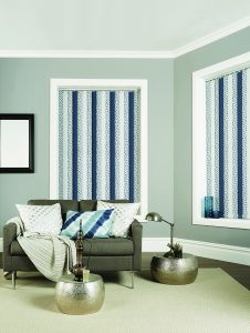 Zeta vertical blinds