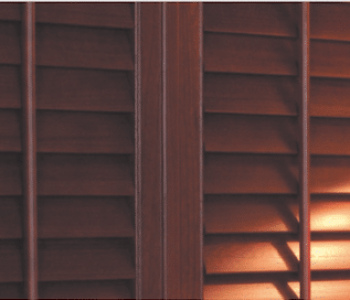 brown shutters